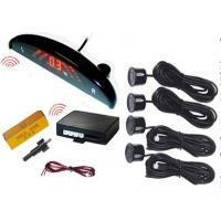 Wholesale Wireless Car Reverse Parking Sensor With Camera , 4 Sensors With Lcd Display from china suppliers