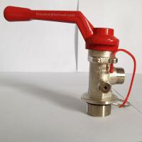 Wholesale trolley extinguisher valve 10kg 50kg from china suppliers