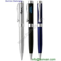 Wholesale luxury Metal pen,Free shipping promotional metal ball pen with customize logo from china suppliers