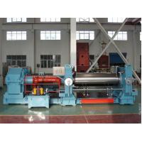 Wholesale 380V Energy Saving Two Roll Rubber Mixing Mill High Capacity Φ660x2030mm from china suppliers