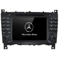 Wholesale 7 Inch Touch Screen Mercedes Benz Comand DVD Support 3G Modem for Mercedes C-Class from china suppliers