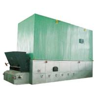 Wholesale YLW Chain Grate Biomass Wood Pellet Fired Fluid Oil Heaters from china suppliers