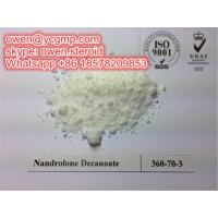 Wholesale Nandrolone Decanoate Injectable Steroids Powder UK Lab DECA 250mg from china suppliers