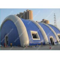 Wholesale Blue Inflatable Tent For Outdoor Party , Huge Inflatable Tunnel Tent from china suppliers