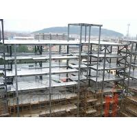 Buy cheap Prefabricated Multi Storey Steel Frame ConstructionLarge Span For Office from wholesalers