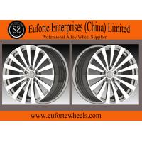 Wholesale SS wheels-Bronze Multiple - Spoke 1 Piece Forged Wheels Aluminum Alloy  6061 - T6 Material from china suppliers