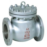 Wholesale Automatic Actuated Stainless Steel Check Valve Bolt Bonnet Type Class 150 from china suppliers