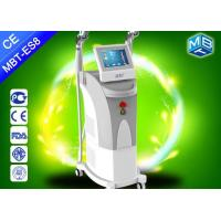 Wholesale Multifunction beauty e - light ipl + rf laser hair removal / ipl skin rejuvenation machine from china suppliers