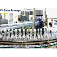 Wholesale Sticker Bottles Cans Automatic Bottle Labeling Machine , Front Back Two Sides Labeling Machine from china suppliers