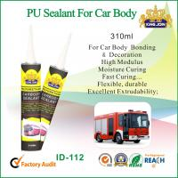 Wholesale Flexible Polyurethane Sealants And Adhesives For Car Windshield , Vehicle Body from china suppliers