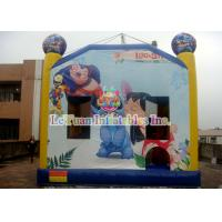 Wholesale Disney's Lilo & Stitch inflatable bouncy castle / Interesting Inflatable Bounce House from china suppliers