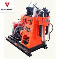 Wholesale 150m  Soil Boring Geotechnical Drill Rig With Mud Pump Incorporated For Soil Testing Multiple Function from china suppliers