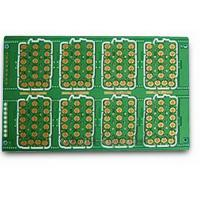 Wholesale 1 ~ 8 layers multilayer flexible pcb printed circuit board 1oz Copper Thickness from china suppliers