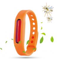 Wholesale Korean summer ultrasonic bug killer plant essential oil insect repellent bracelet from china suppliers