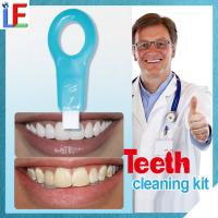 Wholesale Hot New Export Oral Hygiene White Clean Sponge Teeth Whitening Kit from china suppliers