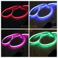 Wholesale Amazing bright 16*16m 24V flat RGB neon light for room from china suppliers