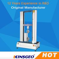 Quality Double Column Universal Testing Machines For Plastic / Rubber / Fabric for sale