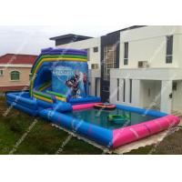 Wholesale Frozen Theme Inflatable Water Slide Water Sport  for Summer from china suppliers