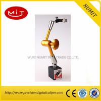 Wholesale Yellow / Gold Hydraulic Indicator Magnetic Base Stand 80KGF Model YW -9A with Universal Arm from china suppliers