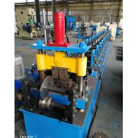 Wholesale 17 Stations Ceiling Roll Forming Machine Australia Standard Fencing Frame 40GP Container from china suppliers