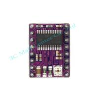 Wholesale 3D Printer Stepstick Drv8825 Stepper Motor Driver Reprap 4 PCB Board Free shipping! from china suppliers