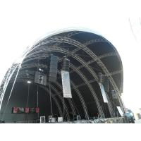 Wholesale Large Arc Stage Truss Alloy Aluminum Tube For Concert Performance from china suppliers