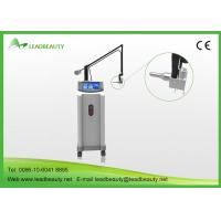 Wholesale Vertical type CO2 Fractional Laser RF Tube Scar removal skin resurfacing machine from china suppliers