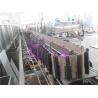 Buy cheap Electric Conveyor Bottle Reverse Sterilizer 20 Second Sterilizing Time from wholesalers
