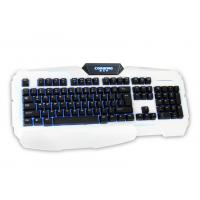 Wholesale Professional ergonomic multi color gaming keyboard , illuminated wired keyboard backlit from china suppliers