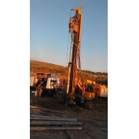 Buy cheap Gold mining equipment   full Pneumatic crawler drilling rig Hydraulic Rotary geotechical drilling rigs for sale from wholesalers