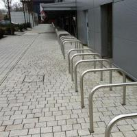 Wholesale Stainless Steel Bike Racks, Long Lasting and Durable  from china suppliers