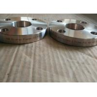 Wholesale Forged Slip On Fittings And Flanges Carbon Steel / Stainless Steel / Cu Ni from china suppliers
