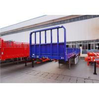 Wholesale tri axle 40ft 40 tons capacity trailer manufacturers cargo semi trailer - CIMC from china suppliers