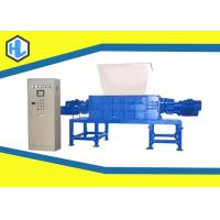 Wholesale Medical / Agricultural Waste Shredder Machine 1000 Plus 800mm Cutting Chamber from china suppliers
