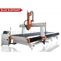 Wholesale ELE 2050 ATC woodwork cnc router machine , 4 axis wooden carving machine with cnc machine price from china suppliers