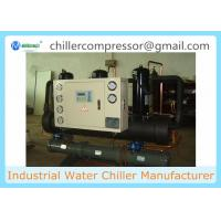 Wholesale 50 Tons Scroll Copeland Compressor Water Cooled Seawater Chiller from china suppliers