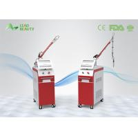 Wholesale Two Wavelength Q Switched Nd Yag Laser Tattoo Removal Equipment For Clinic from china suppliers