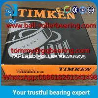 Quality Stamped Steel Cage TIMKEN L327249/L327210 Inch Series Tapered Roller Bearing for sale