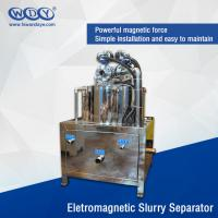 Buy cheap Magnetic Separation Equipment Slurry Wet Magnetic Separator For Grinding Machine from wholesalers