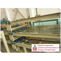Wholesale Roof Sheet Forming Machine , Mgo Hollow Sandwich Wall Panel Manufacturing Equipment from china suppliers