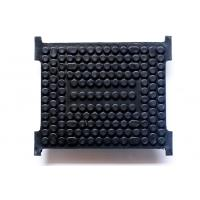 Wholesale Solid Custom Molded Rubber Parts vibration isolation rubber pad from china suppliers