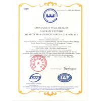Shenzhen Qi Chang Industry Co.,Ltd Certifications
