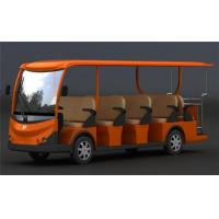Wholesale Customized Color 14 Seater Electric Tour Bus 4KW Motor DC Power from china suppliers