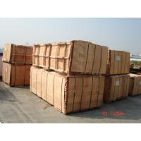 Wholesale Rotary Peeled Natural Okoume Wood Veneer Sheet from china suppliers