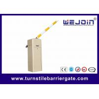 Wholesale Highway Toll Barrier Arm Gates Stainless Steel With IP44 RS485 from china suppliers