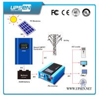 Wholesale Pure Sine Wave Hybrid Solar Inverter with LCD Display and UPS Function from china suppliers