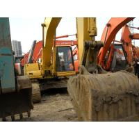 Wholesale Used Construction Machine Komatsu PC200-6 Excavator Year 2002 Used 5809 Hours 20 Ton from china suppliers