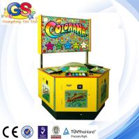 Wholesale Colorama lottery machine ticket redemption game machine from china suppliers