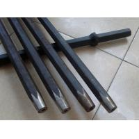 Wholesale Mining Integral Rock Drilling Tools , Quarrying Plug Hole Drill Rod from china suppliers