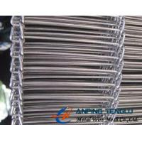 Wholesale AISI304, AISI316 Rod Work Ladder Belt, Single Loop Edge & Double Loop Edge from china suppliers